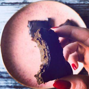 adaptogenic protein brownie