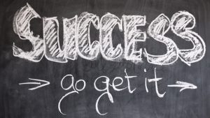 success-go get it!