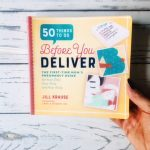 50 things to do before you deliver book image